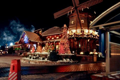Рождественские экскурсионные туры
