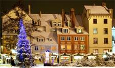 новогодние и рождественские мероприятия в Риге