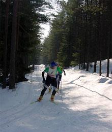 Зимние каникулы на лыжном курорте Сигулда