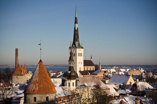 Экскурсионные туры на Новый год и Рождество - Три столицы Прибалтики на Новый год