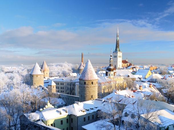 Tervis Medical SPA - зимний Spa курорт №1 в Эстонии