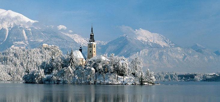 Новый Год и Рождество в Словении